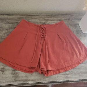 Lush High Waisted Shorts